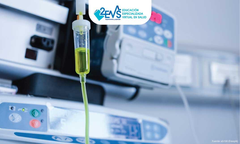 Cuidado integral al paciente con quimioterapia