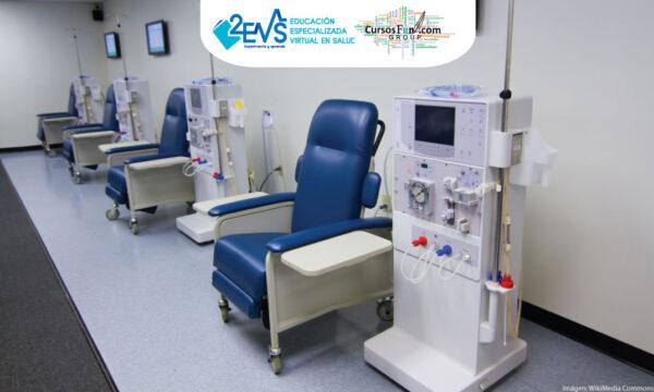 Curso Actuación enfermera en el enfermo renal con tratamiento sustitutivo