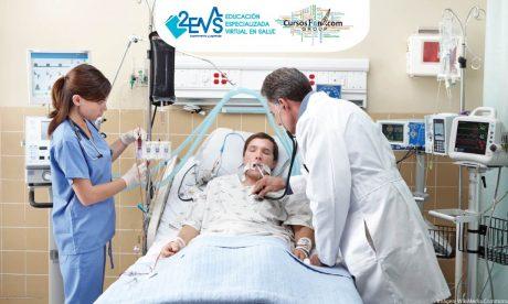 Diplomado Virtual: Actualización en atención al paciente crítico para enfermería