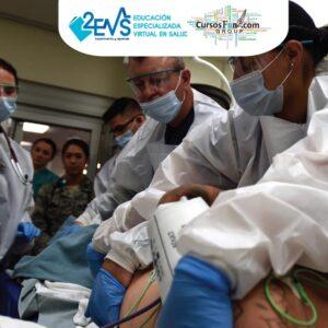 Diplomado Virtual: Principales urgencias y situaciones de riesgo vital
