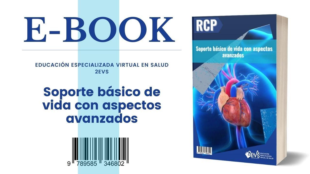 eBook Soporte Vital Básico con Aspectos Avanzados