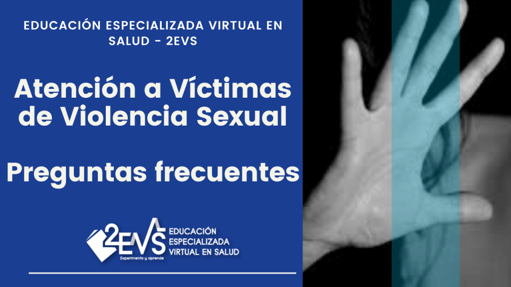 ¿Por qué realizar un curso de atención a la víctima de violencia sexual?